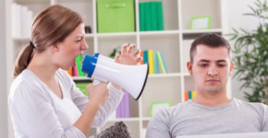 הריב שאינו נגמר כשיש הפרעת תקשורת בזוגיות
