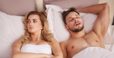 הפרעת תקשורת בתוך המיטה הזוגית