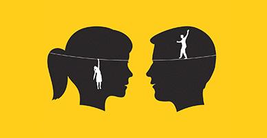 איך נראה מאזן הכוחות בזוגיות שלכם?